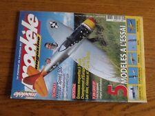 $$$ Revue Modele Magazine N°603 Plan encarte Ti-GusCorsair F4UPiper J3