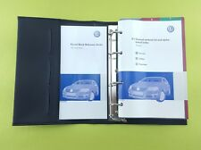 VW PASSAT B6 (2005 - 2010) Owners Manual / Handbook + RCD300 Audio + Wallet