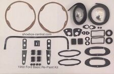 1950 Ford Shoebox Car Basic Re-Paint Kit