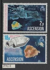 Ascension Island Space Stamps