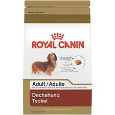 ROYAL CANIN BREED HEALTH NUTRITION Dachshund Adult dry dog food, 2.5-Pound, New,