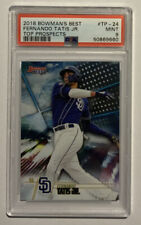 FERNANDO TATIS 2018 BOWMAN'S BEST TOP PROSPECTS TP-24 PSA 9 MINT PADRES