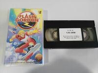 FLASH GORDON LA NUEVA GENERACION LA PELICULA - VHS TAPE CINTA CASTELLANO
