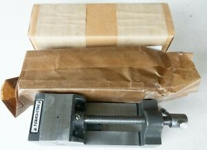 Palmgren Drill Press Vise 2 7/16in #10 Mod A  Part No: 9612251  NEW