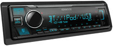 2020 MODEL Kenwood KMMBT328 Bluetooth, Media Car Stereo(NO CD) 2DAY SHIPPING