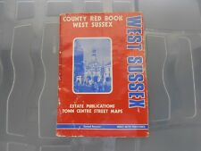 County Red Book West Sussex