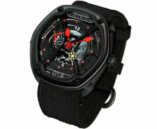 Dietrich OT-2 Automatic Watch - Black Nylon strap -46mm -ED15OTC-A02