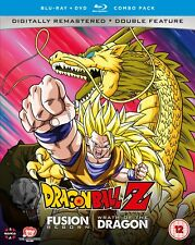 Dragon Ball Z Movie Collection Six: Fusion Reborn/Wrath of The... (with DVD -
