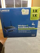 LINKSYS WIRELESS G BROADBAND ROUTER-CISCO