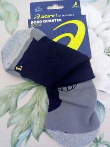 BNWT Asics Running Sock Unisex Quarter Sock All sizes
