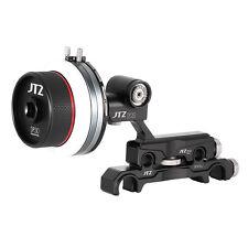 JTZ DP30 Cine Follow Focus 15mm/19mm KIT for FS700 C300 C500 BMCC A7M2 ARRI lens