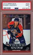 2010-11 UPPER DECK EVGENY DADONOV YOUNG GUNS ROOKIE #222 PSA 10 RC UD YG 10-11