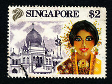 Singapore (1963-Now) Single Stamps