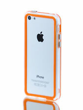 For Apple iPhone 5 5S SE Color TPU Shockproof Bumper Frame Rubber Skin Case