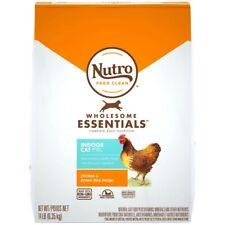 Nutro Wholesome Essentials Senior Indoor for Healthy Weight Farm-Raised Chicken