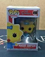 Maggie Simpson - 498 The Simpsons (Funko POP!) Vinyl Figure
