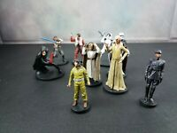 Star Wars Action Figures The Force Awakens Lot Of 9 (Disney)
