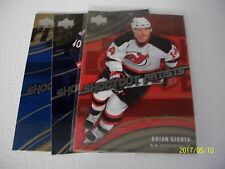 lot of 3 shootout artists 2006-07: gionta-balastik-lecavalier # sa11-12-13