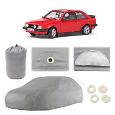 Ford Escort 5 Layer Car Cover Fitted In Out door Water Proof Rain Snow Sun Dust