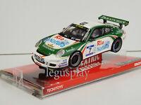Slot car SCX Scalextric A10064S300 Porsche 911 GT3 Vallejo