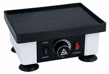 Dental Small Square Vibrator Model Oscillator Heavy Duty Platform JT-51B 220V CE