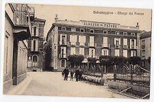 CARTOLINA 1919 SALSOMAGGIORE ALBERGO DEL PAVONE RIF. 11672