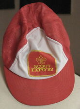 VIKING COUNCIL BOY SCOUT EXPO 1982 Commemorative Hat