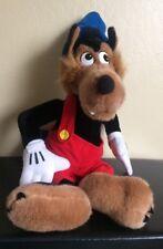 """Large 24"""" Walt Disney BIG BAD WOLF Plush Doll Toy The Three Little Pig w/ Tag"""