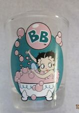 COLLECTIBLES WILLABEE & WARD BETTY BOOB WHISKEY SHOT GLASS  BOOB BUBBLES
