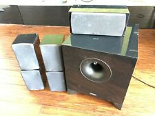 Energy Take Classic 5.1 Surround Home Theater Speaker System (Great condition)