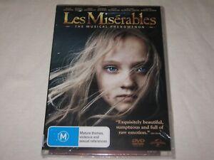 Les Miserables - The Musical Phenomenon - Brand New & Sealed - Region 4 - DVD