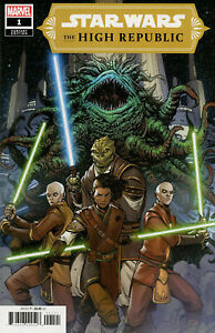 Star Wars High Republic #1 Anandito Variant