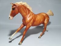 Breyer Horse #833 Dream Weaver Sorrel Black Beauty Limited Edition RETIRED