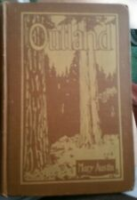 Outland by Austin Mary Hunter (English) Hardcover Book