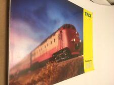 Catalogue TRIX Nouveautés 2007 (en Francais) TRAINS / BAHN Locomotive wagon