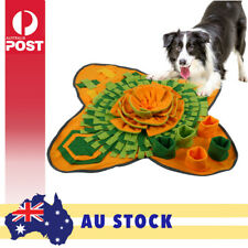 Dog Pet Snuffle Slow Feeder Mat Nose Training Sniffing Pad Feeding Blanket