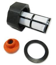 Fuel Filter w/ Bushing | Wacker Bs50-2i, Bs60-2i, Bs70-2i | replaces 5000112179