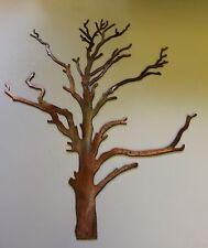 Winter Tree  Metal Wall Art Decor