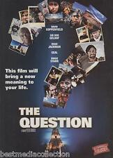 The Question / Oh My God DVD NEW Documentary Various Religious Groups SEALED