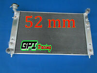 Aluminium Radiator FOR Holden Commodore VT VU VX HSV 3.8L V6 2 oil cooler AT/MT
