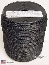 "Antenna Support Rope 300' 3/16"" Dacron Polyester, Tents, Doomsday Prepper Dipole"