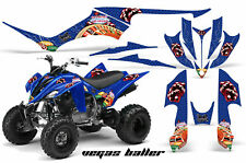 ATV Decal Graphic Kit Quad Sticker Wrap For Yamaha Raptor 350 2004-2014 VEGAS U
