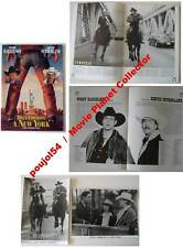 THE COWBOY WAY - Harrelson  Sutherland FRENCH PRESSBOOK