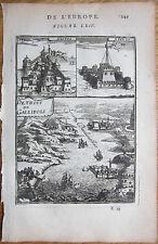 Mallet: Gelibolu Dardanelles Turkey - 1683