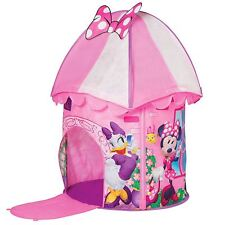 Minnie Mouse Happy Aiuti Tenda Gioco Pop-Up Indoor All'Aperto Active Divertente