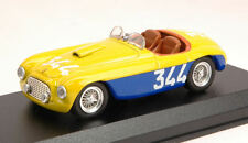 Ferrari 166 MM #344 94th Mille Miglia 1951 Palmer / Farravazzi 1:43 Model 0294