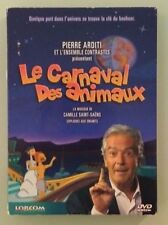 pierre arditi  LE CARNAVAL DES ANIMAUX  carnival of the animals  DVD saint saens