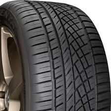 2 NEW 245/50-17 CONTINENTAL EXTREME CONTACT DWS06 50R R17 TIRES 32212