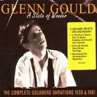 GLENN GOULD -STATE OF W.-THE COMPLETE GOLDBERG VARIATIONS (1955+1981) 3 CD NEU