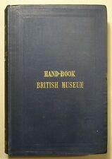 Vaux: Handbook to the antiquities in the British Museum 1851, EA, illustra